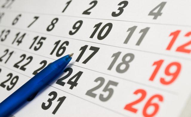 Hvor mange arbejdsdage er der på et år?
