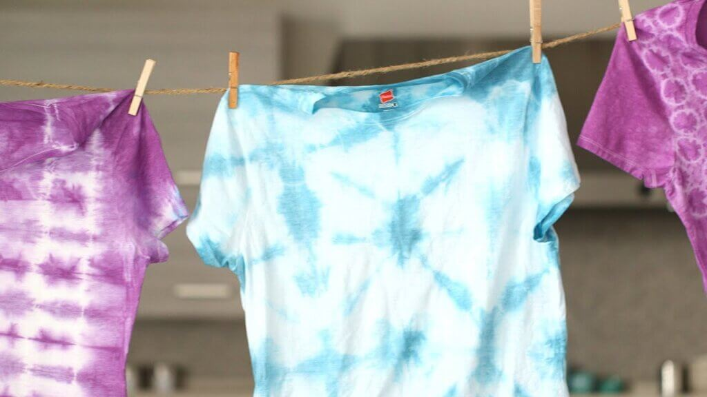 Ny tendens batik og strik