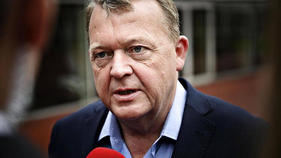 Lars Løkke trækker overskrifter
