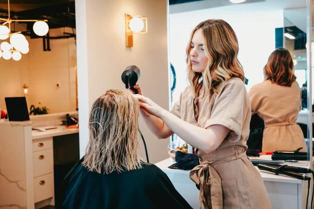 Bliv klar 2021 hår