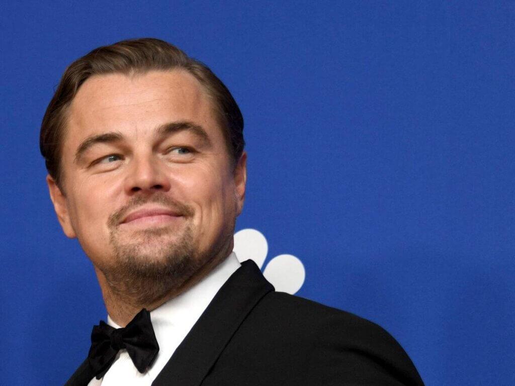 'Druk' med Leonardo DiCaprio